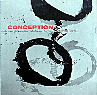 MILES DAVIS CONCEPTION (OJC盤)