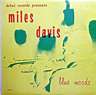 MILES DAVIS BLUE MOODE (OJC盤)