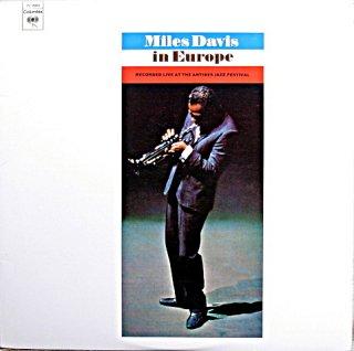MILES DAVIS IN EUROPE Us盤