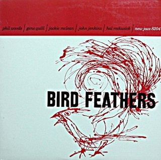 PHIL WOODS BIRD FEATHERS (OJC盤)