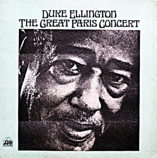 DUKE ELLINGTON / THE GREAT PARIS CONCERT 2枚組