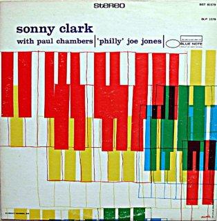 SONNY CLARK TRIO (Ua盤)