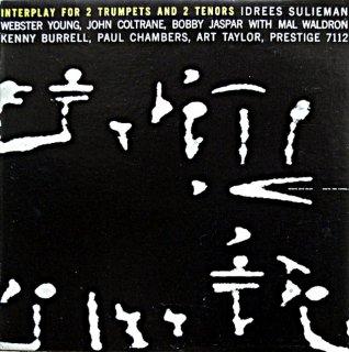 JOHN COLTRANE INTERPLAY FOR 2 TRUMPETS AND 2 TENORS (OJC盤)