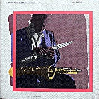 THE MASTERY OF JOHN COLTRANE VOL.1 FEELIN GOOD 2枚組 Us盤