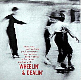 JOHN COLTRANE WHEELIN' AND DEALIN' (OJC盤)