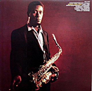 SONNY ROLLINS / THE CONTEMPORARY LEADERS