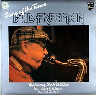 BUD FREEMAN SONG OF THE TENOR UK盤