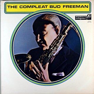 BUD FREEMAN HUMPHREY'S ABOUT WITH BUD FREEMAN UK盤