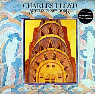 CHARLES LLOYD AUTUMN IN NEW YORK VOL.1 US盤