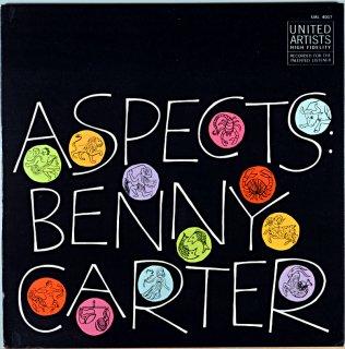BENNY CARTER ASPECTS Original盤