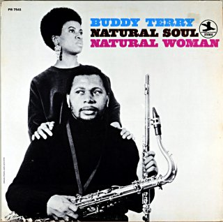 BUDDY TERRY NATURAL WOMAN Us盤