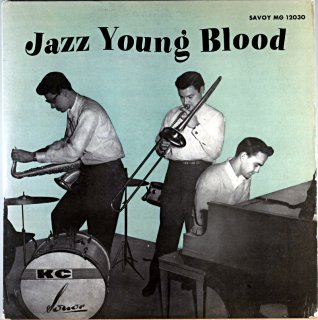 CHUZ ALFRED JAZZ YOUNG BLOOD Original盤