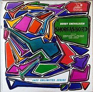 BOBBY ENEVOLDSEN / SMORGASBORD Us盤