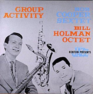 GROUP ACTIVATY BOBO COOPER SEXTET BILL HOLMAN OCTET (Affinity盤)