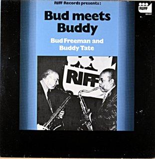 BUD FREEMAN MEETS BUDDY Holland盤