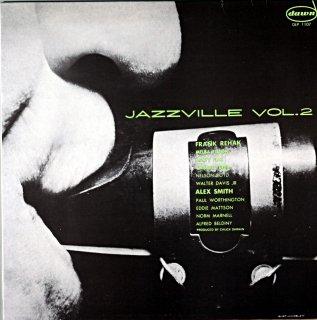 FRANK REHAK JAZZVILL VOL.2 (Fresh sound盤)