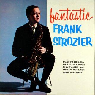 FANTASTIC FRANK STROZIER Us盤