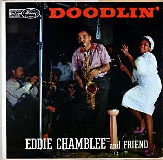 EDDIE CHAMBLEE DOODLIN' Original盤