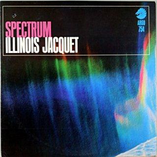 ILLINOIS JACQUET / SPECRUM Original盤