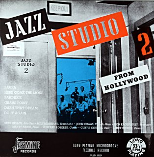 HERB GELLER JAZZ STUDIO 2 Us盤