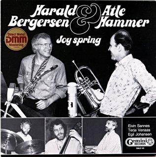 HARALD BERGENSEN & ATLE HAMMER Norwegian盤