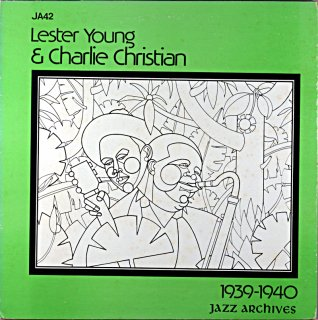 LESTER YOUNG & CHARLIE CHRISTIAN Us盤