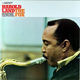 HAROLD LAND THE FOX Us盤