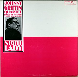 JOHNNY GRIFFIN NIGHT LADY Us盤
