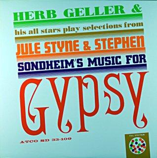 HERB GELLER GYPSY