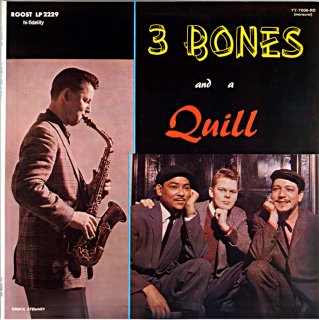 GENE QUILL 3 BONES AND A QUILL