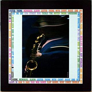 LESTER YOUNG MEMORIAL ALBUM 2枚組 Original盤