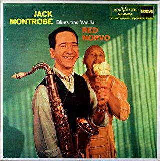 JACK MONTROSE BLUES AND VANILLA Us盤