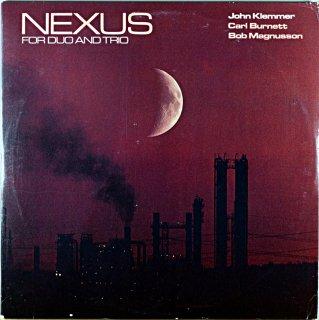JOHN KLEMMER NEXUS Original盤