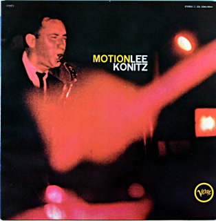 MOTION LEE KONITZ TRIO