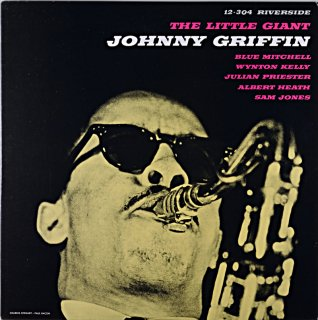 JOHNNY GRIFFIN THE LITLLE GIANT