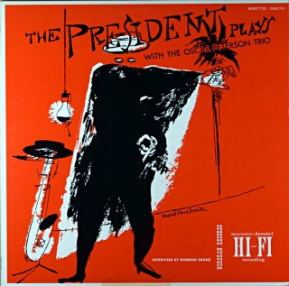 LESTER YOUNG THE PRESIDENT PLAYS