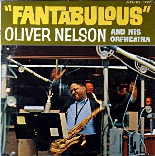 OLIVER NELSON FANTABULOUS Us盤