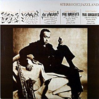 GETTIN' TOGERTHER; PAUL GONSALVES(OJC盤)