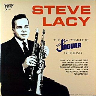 STEVE LACY THE COMPLETE JAGUAR SESSIONS 2枚組 Us盤