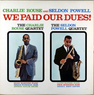 SELDON POWELL WE PAID OUR DUES