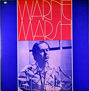 WARNE MARSH ALL MUSIC Us盤