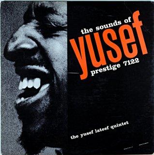 YUSEF LATEEF / THE SOUND OF YUSEF Original盤