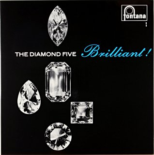 THE DIAMOND FIVE BRILLANT CEES SLINGER
