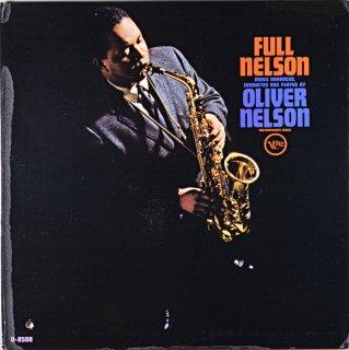 OLIVER NELSON FULL NELLSON Us盤