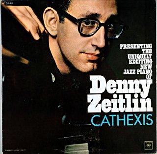 DENNY ZEITLIN CATHEXIS Original盤
