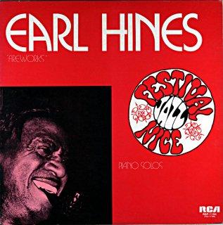EARL HINES FESTIVAL PIANO SOLOS