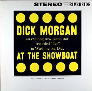 DICK MORGAN AT THE SHOWBOAT