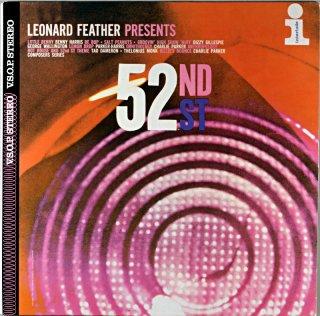 GEORGE WALLINGTON LENARD FEATHER PRESENTS 52 NIDST (V.S.O.P盤)