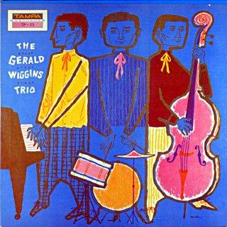 THE GERALD WIGGINS TRIO (V.S.O.P盤)