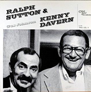 RALPH SUTTON & KENNY DAVERN Us盤